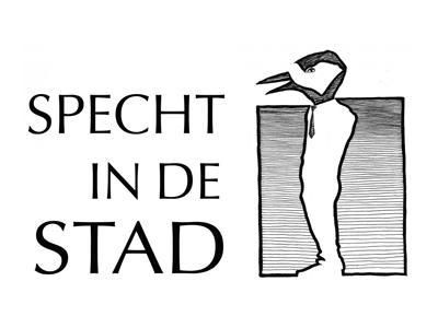 logo-specht-in-de-stad